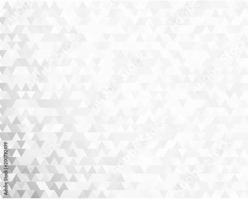 triangle mosaic black white gradient background design elements17