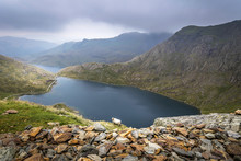 Walk On The Snowdon Mountain.
