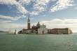 San Giorgio Maggiore church in Venice, Italy, 2016