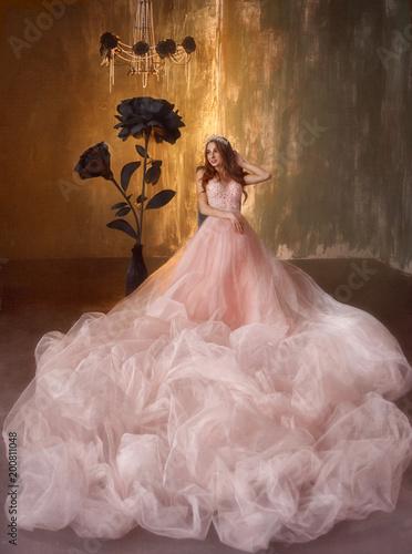 Expensive Pink Dress