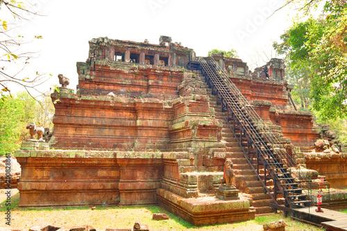 Angkor Thom, Ancient ruins of Cambodia