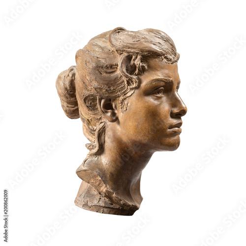 scultura Billede på lærred