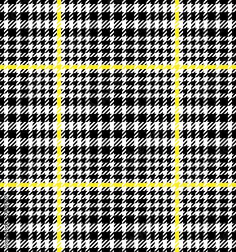 Photo  Check Fashion Seamless Pattern
