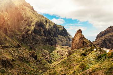 Masca village Tenerife