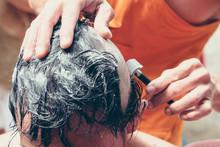 The Ceremony Of Shaving The Ha...