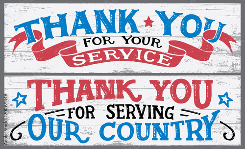 Serving your country - 1 2