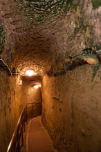Bunker Tunnel Of Former Japanese Navy Underground Headquarters