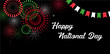 Second of June, Italian Republic Holiday concept design, background