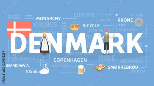 Witamy w Danii.