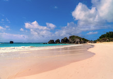 Beautiful Horseshoe Bay Beach ...
