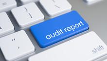 Audit Report - Text On Blue Ke...