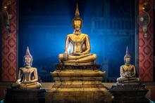 Luang Pho Phra Sai In Nongkhai Thailand.