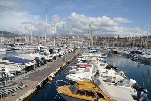 Poster Poort Port de Trieste