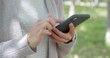 Using mobile phone for online