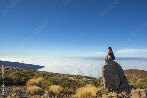 Fotografija  Above clouds