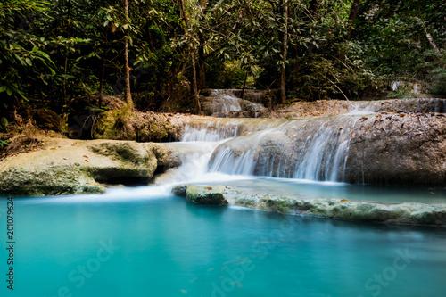 Cadres-photo bureau Campagne Beautiful Waterfall