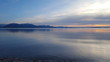 Abendrot Chiemsee
