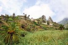 Village Masca, Tenerife, Canar...