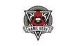 Ancient Monk / Assassin Badge for game or community logo design inspiration