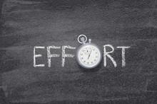 Effort Word Watch