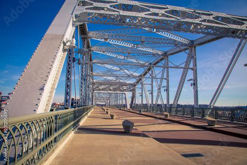 Photo  Walking bridge in Nashville Tennessee