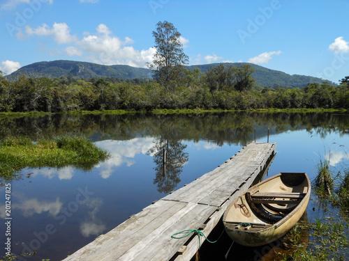 Valokuva  cenas de um lago em gravataí - rs