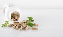 Herb Capsule, Nutritional Supp...