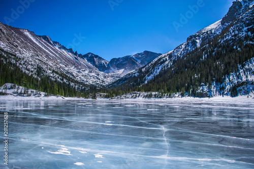 Keuken foto achterwand Bergen Wilderness in Colorado