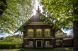 Leinwandbild Motiv House on the Russian Colony Alexandrowka, Potsdam, Germany