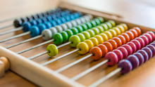 Calculate Colorful Abacus