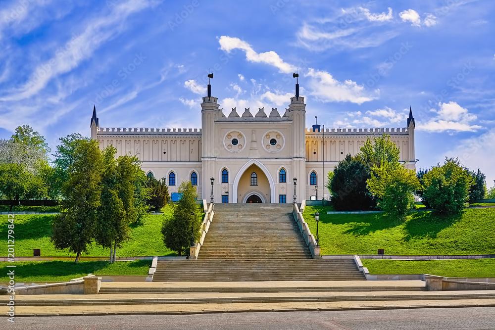 Fototapety, obrazy: Brama Głównego Wejścia do Zamku Lubelskiego