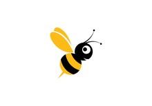 Bee Logo Template