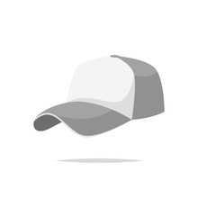 Baseball Hat Vector Illustration