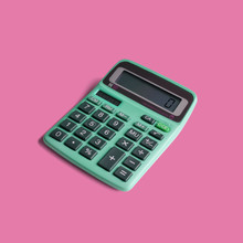Vintage Pocket Calculator, Wit...
