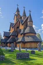 Heddal Stave Church, Norway's ...