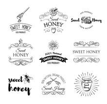 Beehive. Spoon Of Honey. Flowe...