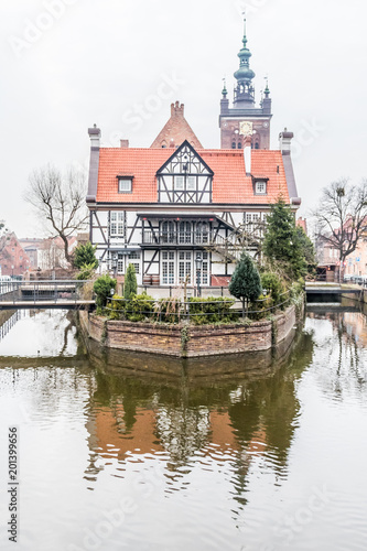 building in a gdansk poland
