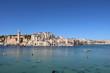 Marsaskala at the Mediterranean Sea, Malta