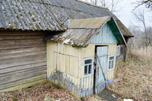 The Old Dilapidated Porch, The...