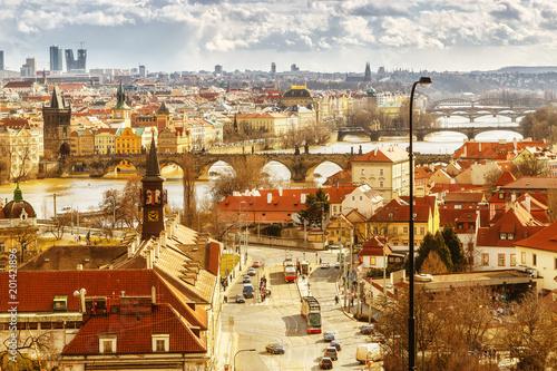 Staande foto Afrika Prague, Czech Republic.