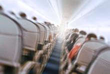Plane Shakes During Turbulence...