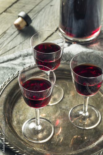 Fotografía Sweet Port Dessert Wine
