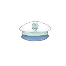 Cap Captain Digital Illustrati...