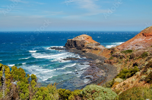 Foto op Canvas Zuid Afrika Cape Schanck is the southernmost tip of the Mornington Peninsula - Melbourne, Victoria, Australia