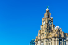 The Royal Liver Building In Li...