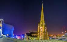 Night View Of Saint Martin Chu...