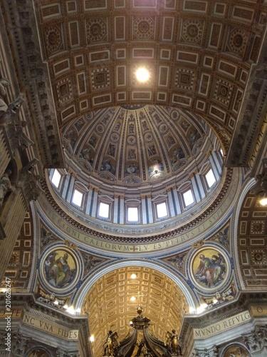 dome, church, cathedral, architecture, interior, religion