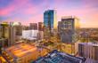 canvas print picture - Phoenix, Arizona, USA Cityscape