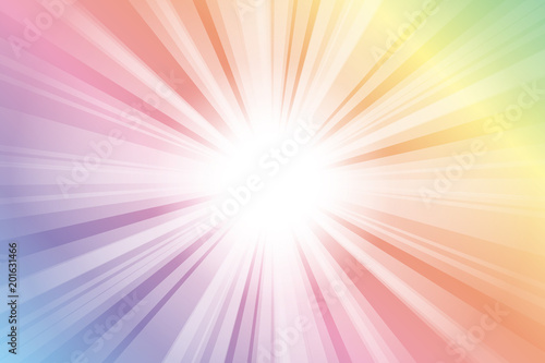 Obraz #Background #wallpaper #Vector #Illustration #design #art #free #freesize #charge_free effect line,concentration line,manga,comic,speed line 背景素材,光,ビーム,光線,放射光,輝き,煌めき,集中線,放射線,爆発,フレア,眩しい,発光,素材 - fototapety do salonu