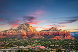 Fototapeta Nature - Sedona, Arizona, USA